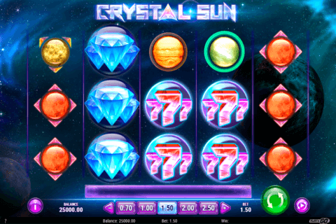 CRYSTAL SUN PLAYN GO CASINO SLOTS