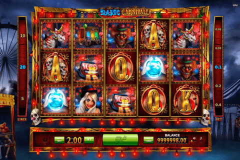 Dark Carnivale Slot Machine Online ᐈ BF Games™ Casino Slots
