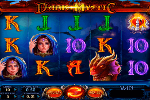 DARK MYSTIC FELIX GAMING CASINO SLOTS