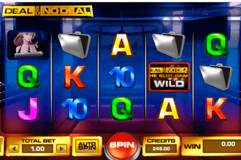DEAL OR NO DEAL GAMING1 CASINO SLOTS