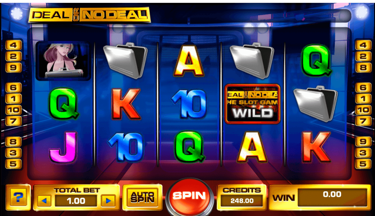 Deal Or No Deal Casino Slots
