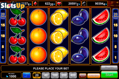 20 super hot egt casino slots