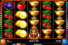 40 TREASURES CASINO TECHNOLOGY SLOT MACHINE