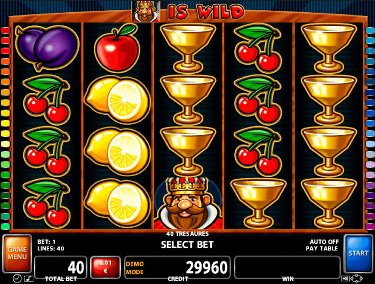 Royal Treasures Slot Machine - Play Online for Free