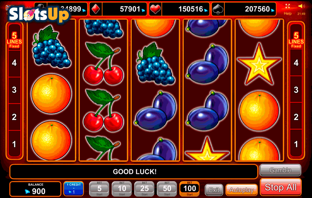 100 Super Hot Slot Machine - Play the Online Slot for Free