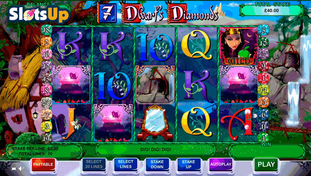 7 Diamonds Casino
