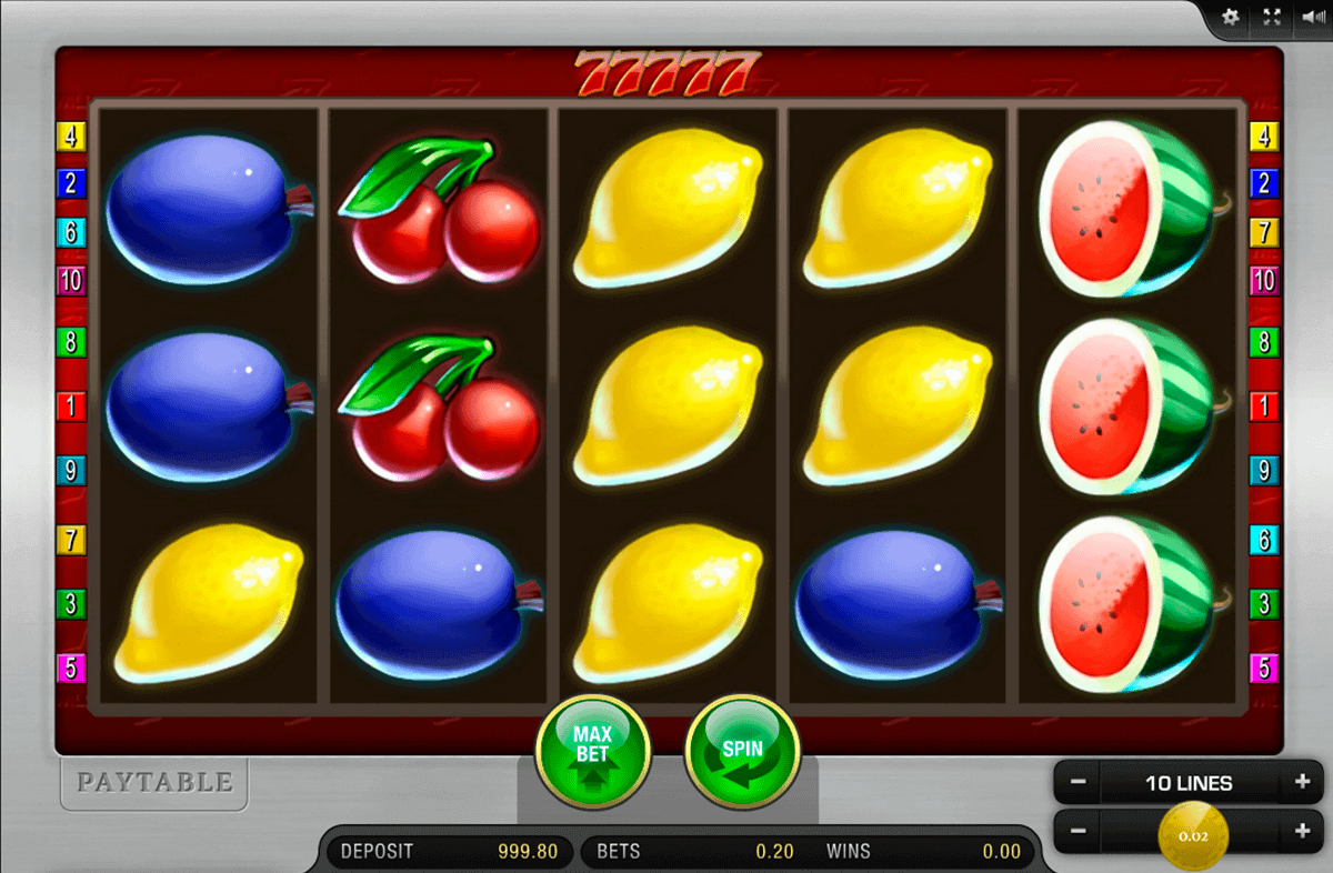 Fruitinator™ Slot Machine Game to Play Free in Merkurs Online Casinos