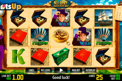 80 Day Adventure HD Slot Machine Online ᐈ World Match™ Casino Slots