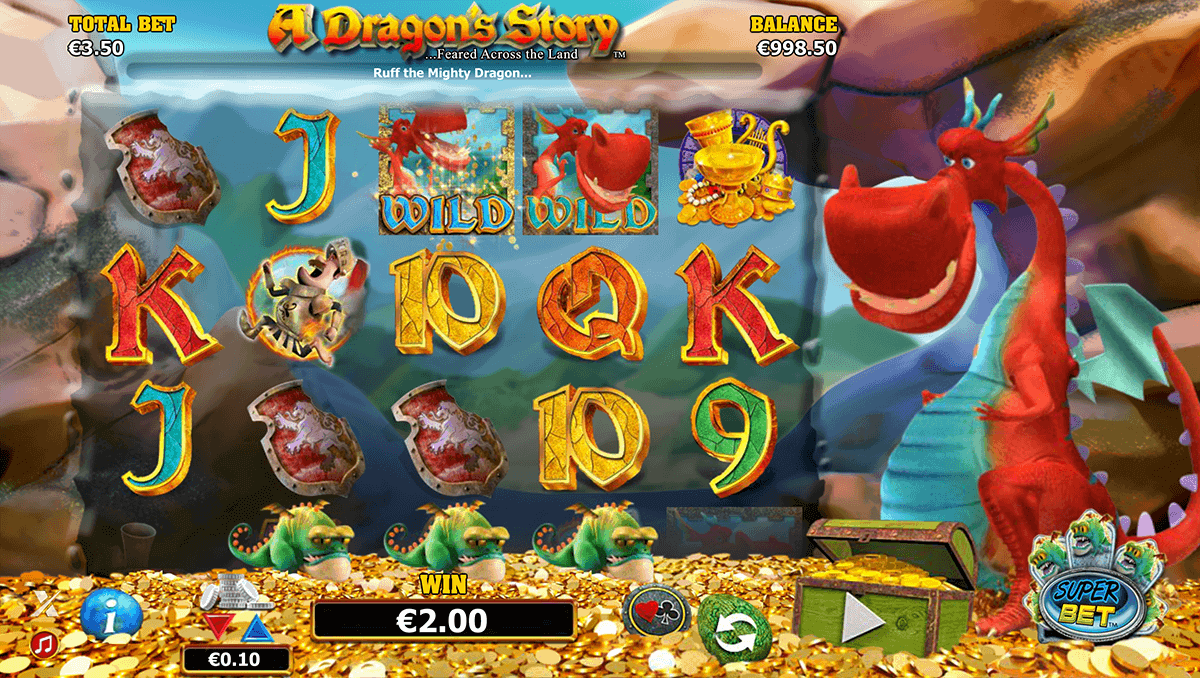Phoenix And The Dragon Slot Machine Online ᐈ Microgaming™ Casino Slots