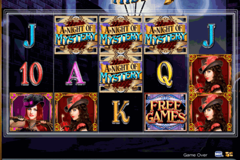 a night of mystery high5 casino slots 480x320