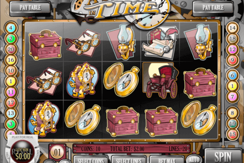 A SWITCH IN TIME RIVAL CASINO SLOTS