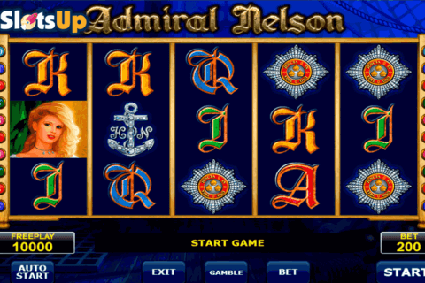 ADMIRAL NELSON AMATIC CASINO SLOTS