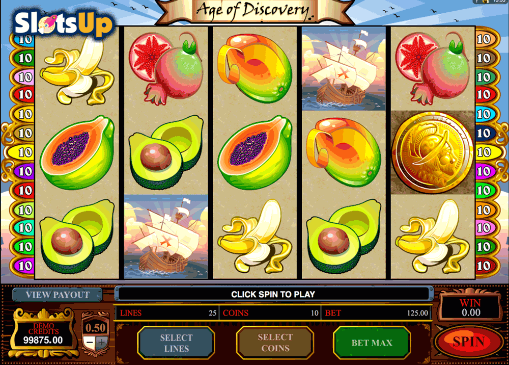 Age of Discovery Slot Machine - Play Online for Free Now