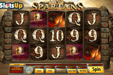 age of spartans saucify casino slots