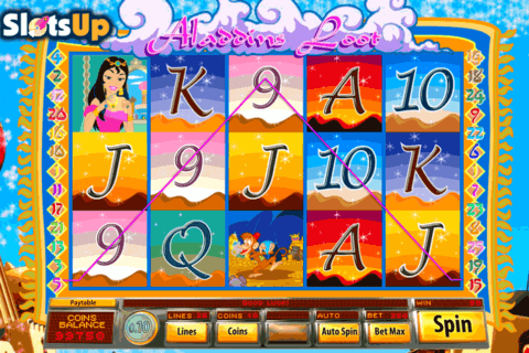 aladdins loot saucify casino slots