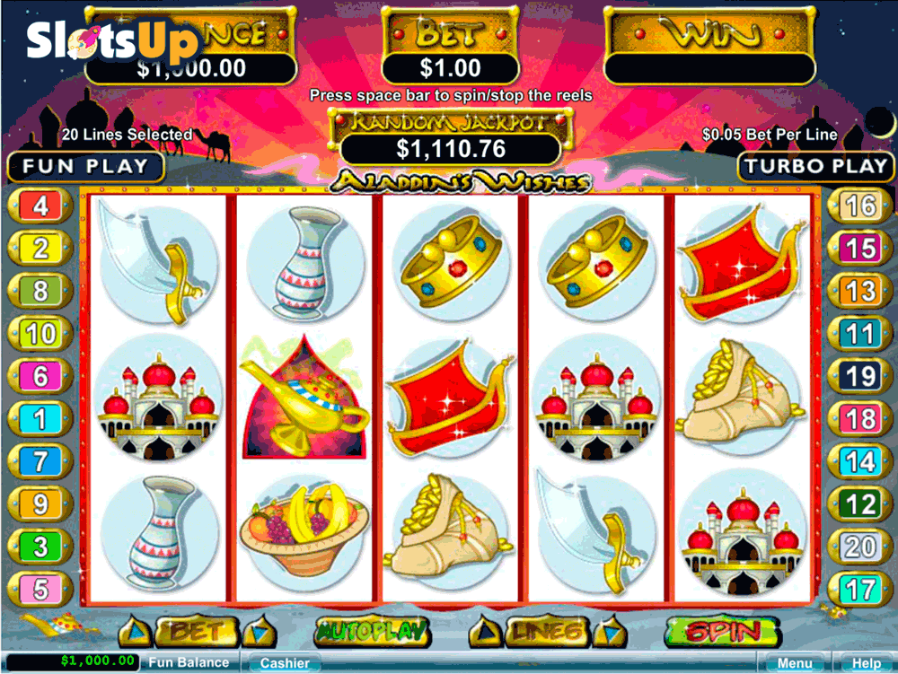 Three Wishes Slots Free Play & Real Money Casinos