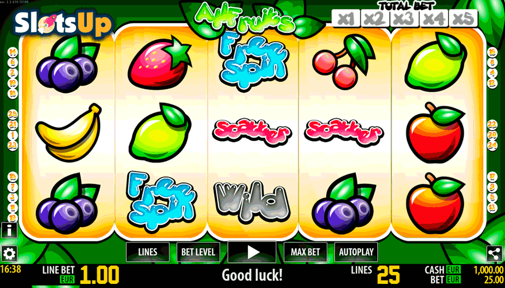 all fruits hd world match casino slots