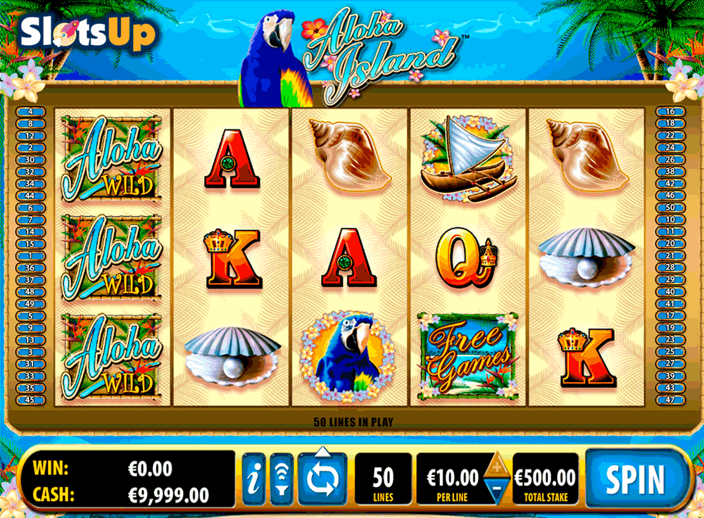 Love Island Slot - Play for Free Online with No Downloads