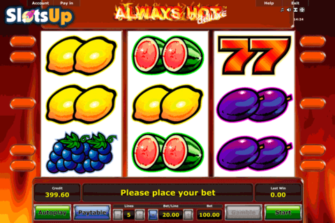 ALWAYS HOT NOVOMATIC CASINO SLOTS