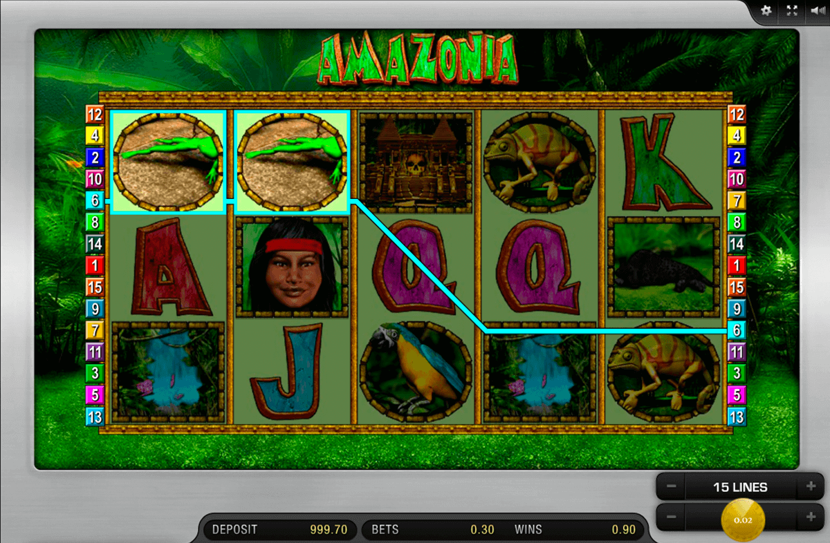 Amazon Wild Slot Machine Online ᐈ Playtech™ Casino Slots
