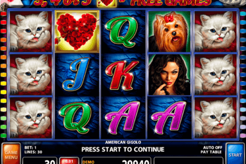 american gigolo casino technology slot machine