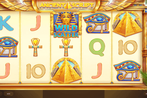 ANCIENT SCRIPT RED TIGER CASINO SLOTS