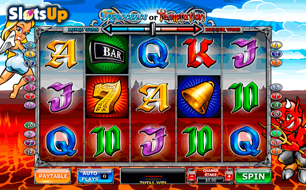 Angels & Demons Slots - Play Online for Free or Real Money