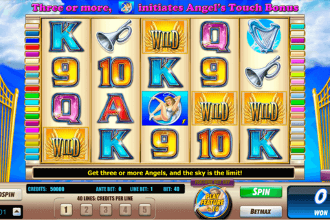 angels touch amaya casino slots