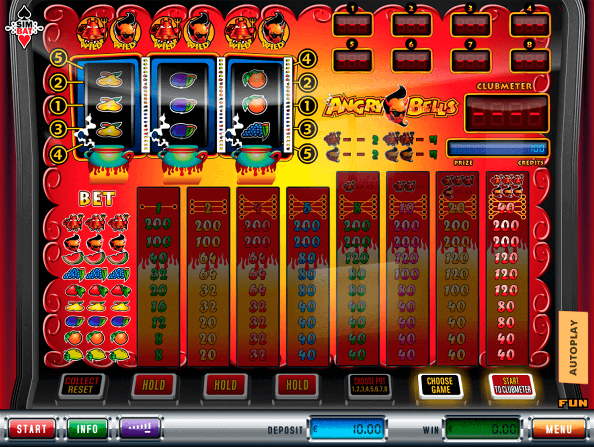 Angry Bells Slot Machine Online ᐈ Simbat™ Casino Slots