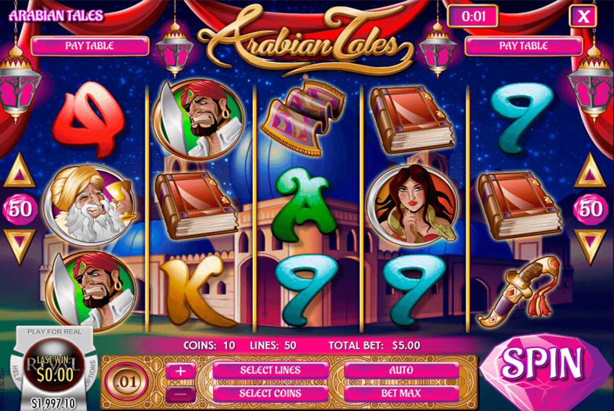 Big Cash Win Slot Machine Online ᐈ Rival™ Casino Slots