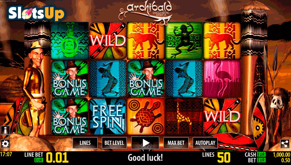 Circus HD Slot Machine Online ᐈ World Match™ Casino Slots