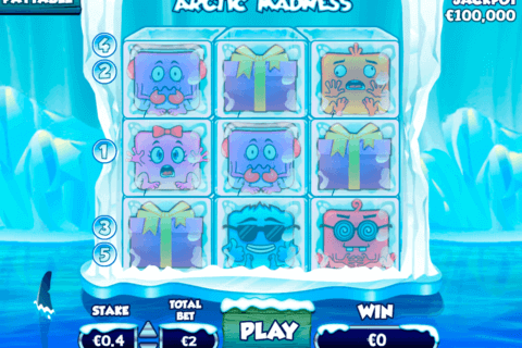 arctic madness pariplay