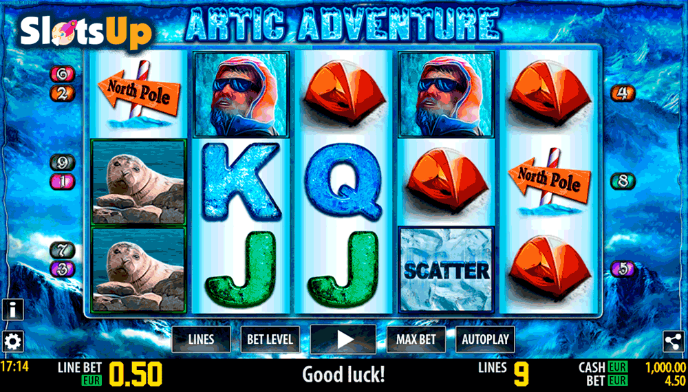 Artic Adventure HD Slot Machine Online ᐈ World Match™ Casino Slots