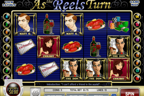 AS THE REELS TURN EP1 RIVAL CASINO SLOTS