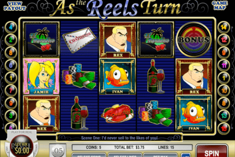 as the reels turn ep2 rival casino slots