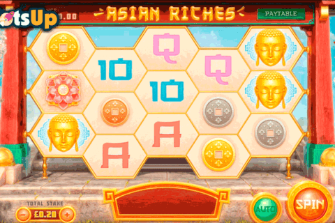 ASIAN RICHES CAYETANO CASINO SLOTS