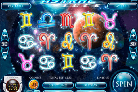 ASTRAL LUCK RIVAL CASINO SLOTS