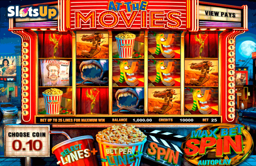 At The Movies Slot Machine Online ᐈ BetSoft™ Casino Slots