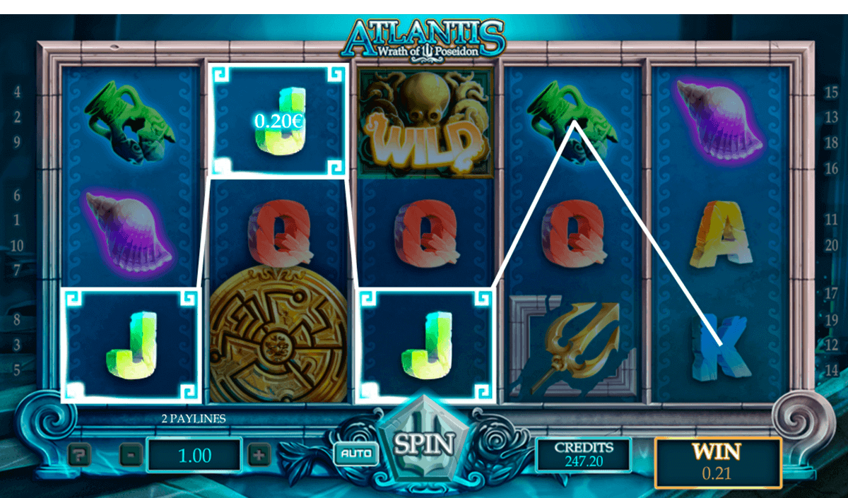 atlantis gaming1 casino slots