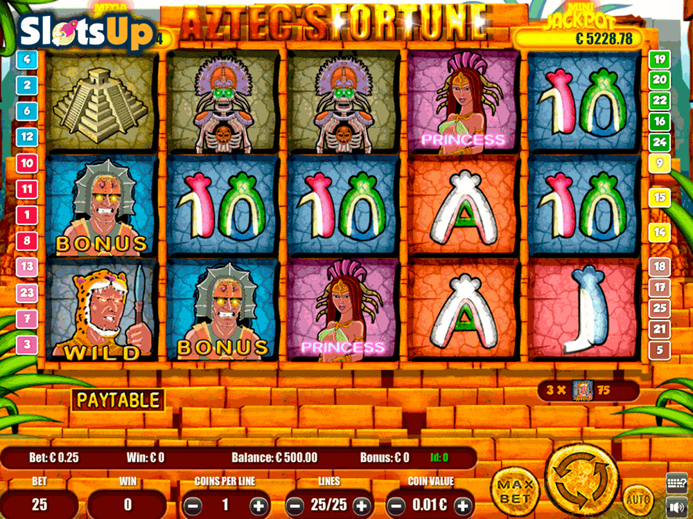 Aztec Bingo - Review & Play this Online Casino Game