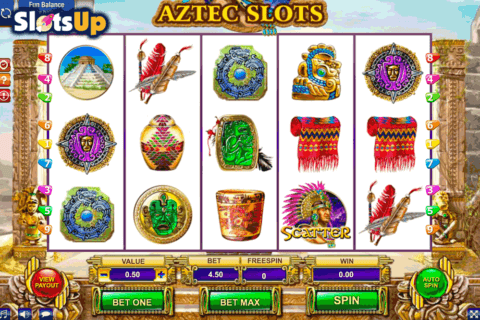 Aztec Empress Slot Machine - Play Online for Free Instantly