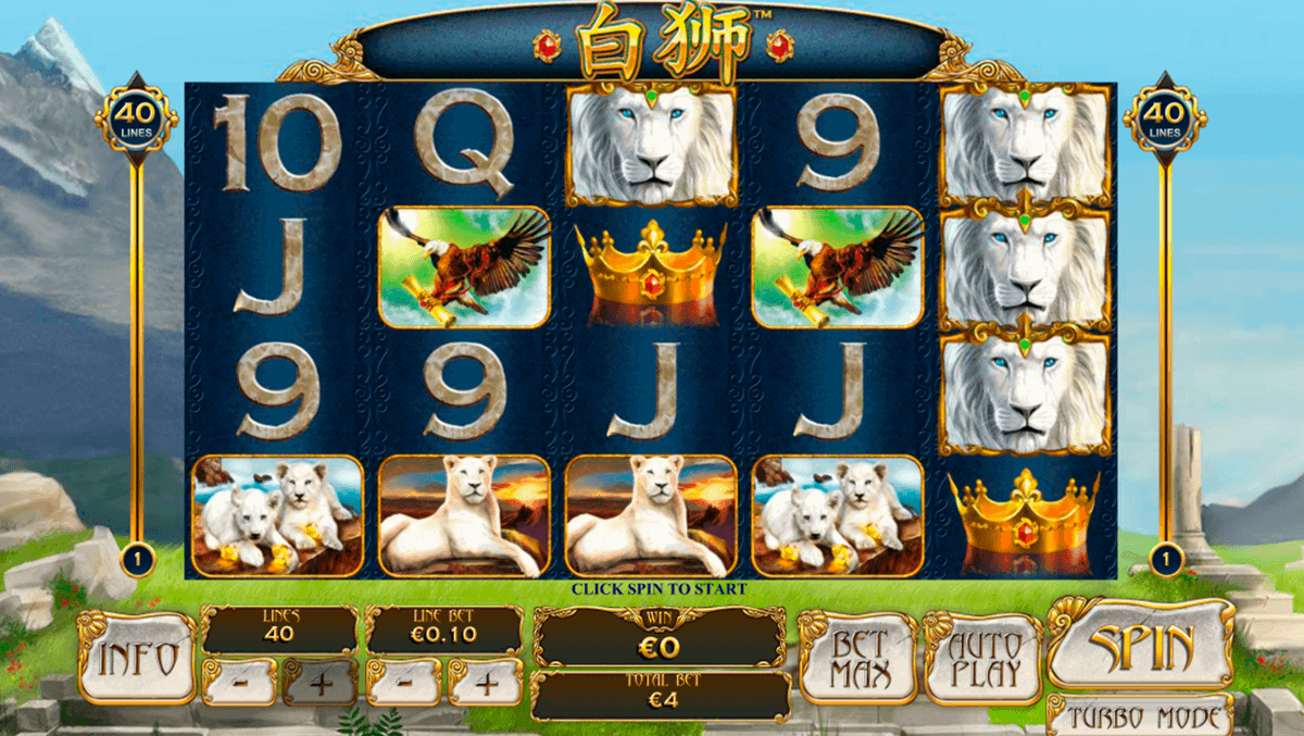Play Bai Shi Online Slots at Casino.com New Zealand