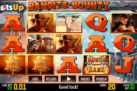bandits bounty hd world match