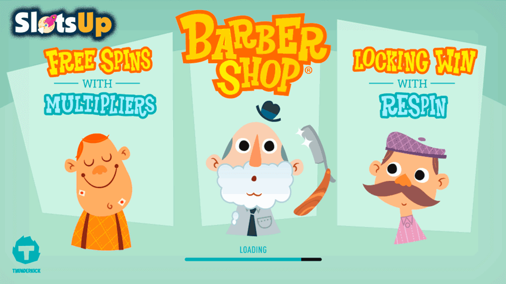 Barber Shop Slot Machine Review & Free Instant Play Game