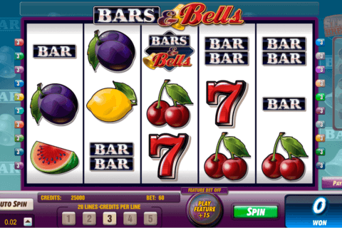 bars and bells amaya casino slots 480x320