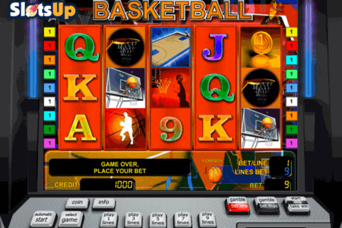 basketball novomatic casino slots 480x320
