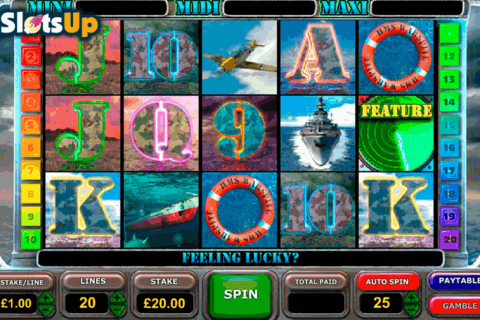 Battle of the Atlantic Slot Machine Online ᐈ OpenBet™ Casino Slots