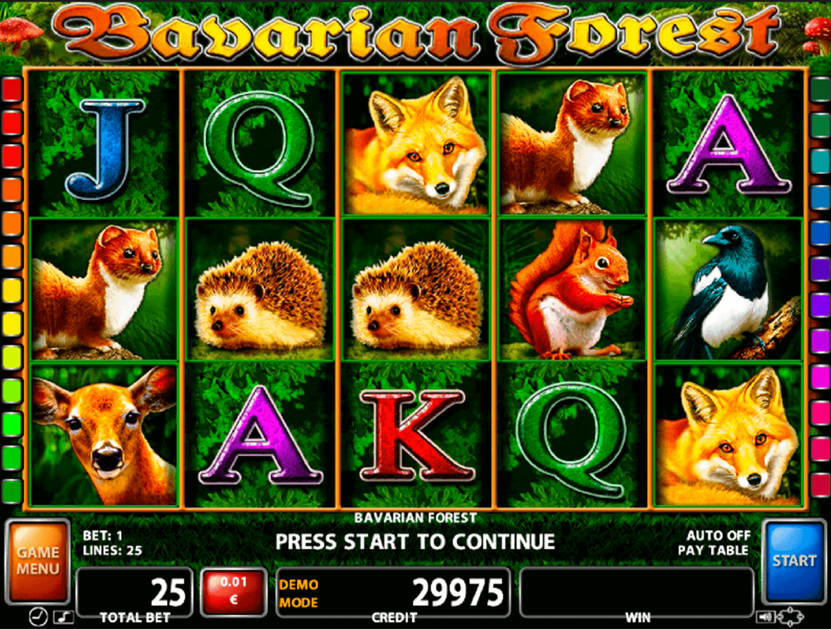 Spiele Bavarian Forest - Video Slots Online