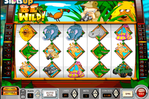 be wild vista gaming casino slots