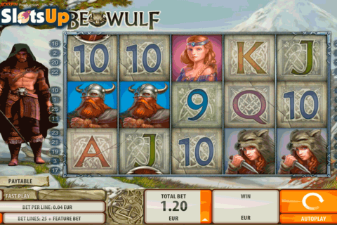 BEOWULF QUICKSPIN CASINO SLOTS